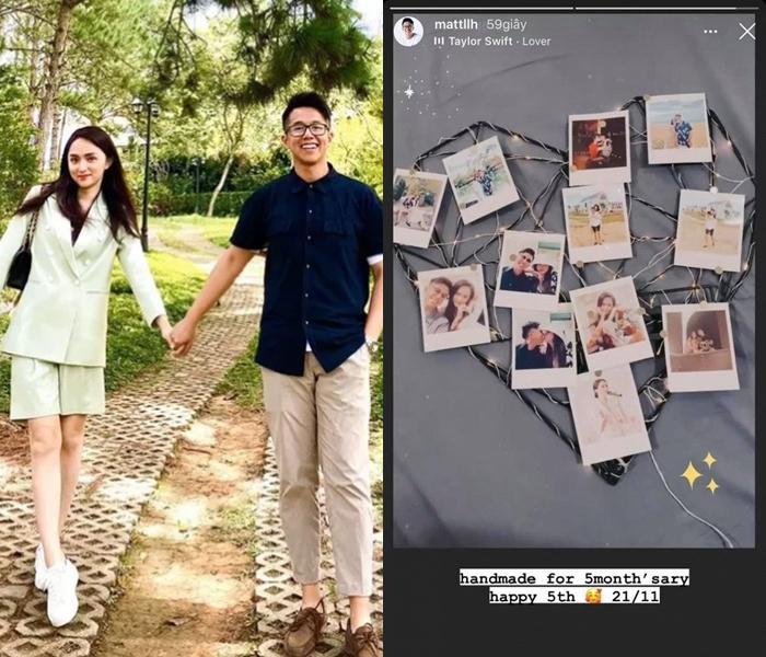 Cuộc tình Hương Giang - Matt Liu: Yêu hay không yêu nói một lời-7