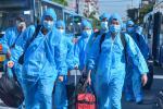 Ngày 21/6: Việt Nam có 272 ca mắc COVID-19, TPHCM 166 trường hợp