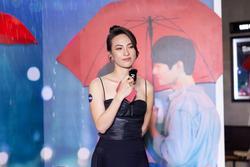 Nữ diễn viên Phương Anh Đào phẫu thuật u tuyến giáp