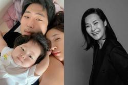 Pha Lê bật khóc khi mẹ chồng mất: 'Con yêu mẹ. Mẹ đi nhé'