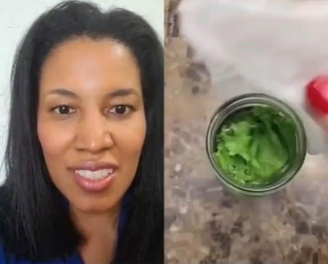 Blogger ẩm thực người Mỹ chia sẻ bí quyết giữ xà lách tươi xanh 1 tháng-1