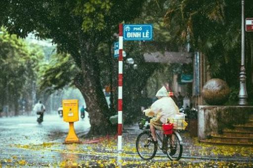 Từ đêm 21/6, Bắc Bộ có mưa diện rộng, giảm nhiệt-1