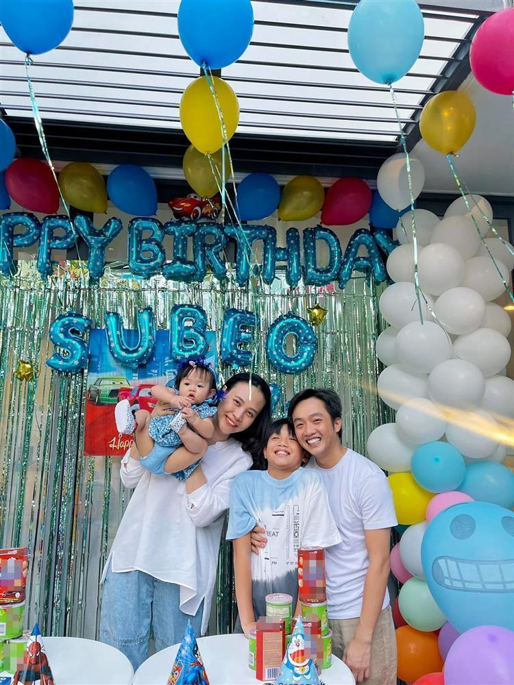 Leon - Lisa chiếm hết ống kính trong sinh nhật anh cả Subeo-8