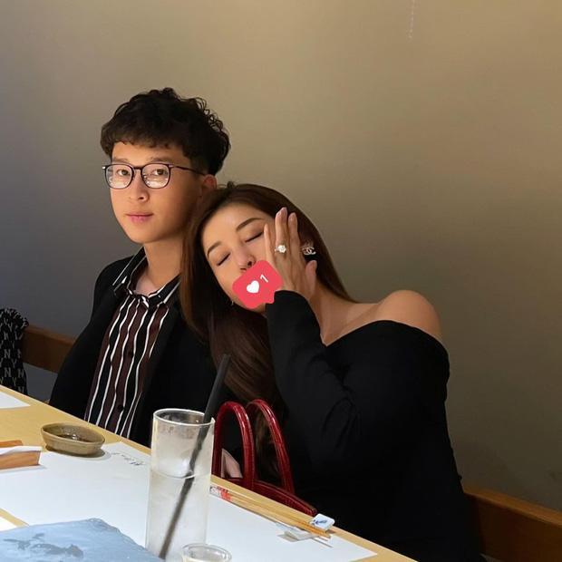 Em trai Á hậu Huyền My học trường quốc tế học phí khủng, thành tích học đáng nể-7
