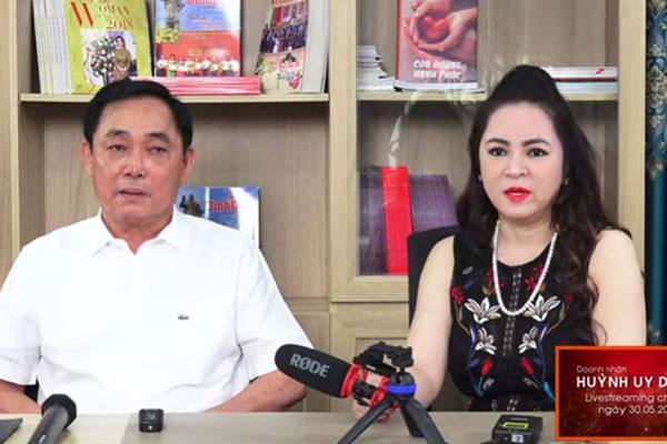 Công an điều tra vụ bà Phương Hằng bị nhiều trang mạng vu khống, làm nhục