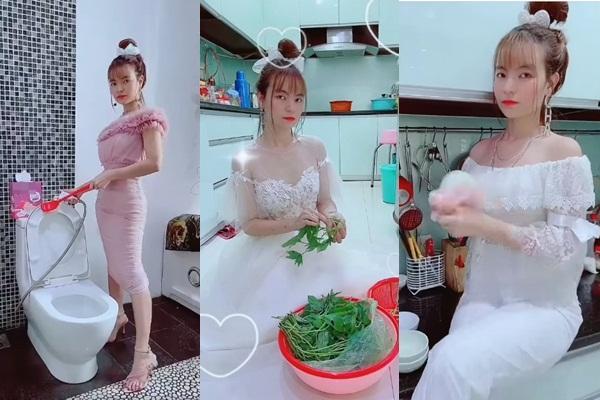 Mạc Văn Khoa chê vợ ở nhà chăm con cũng ăn mặc lôi thôi-2