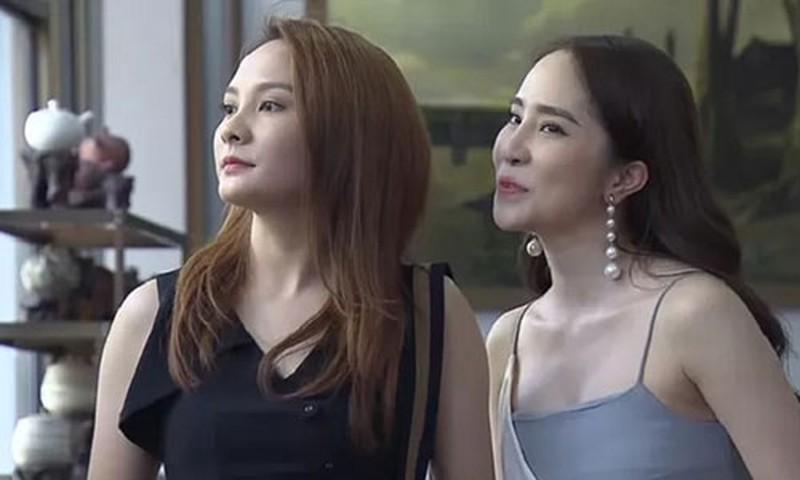 Khổ như sao Việt đóng vai phản diện: Bị ghét cay ghét đắng, bố mẹ từ mặt-1