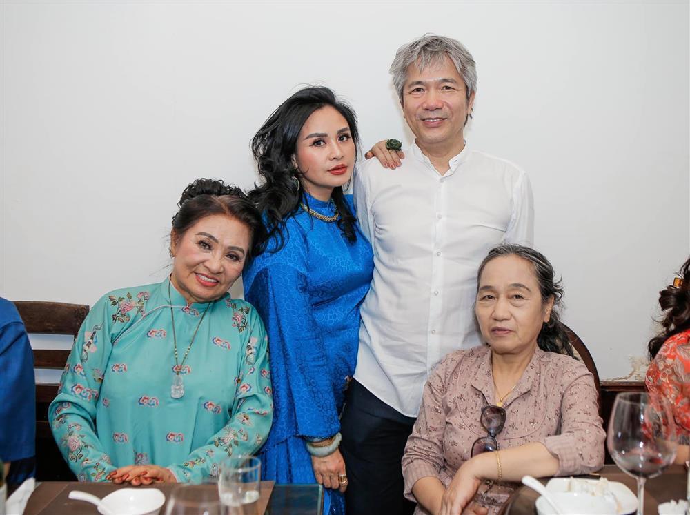 Diva Thanh Lam tái hôn với bạn trai bác sĩ?-8