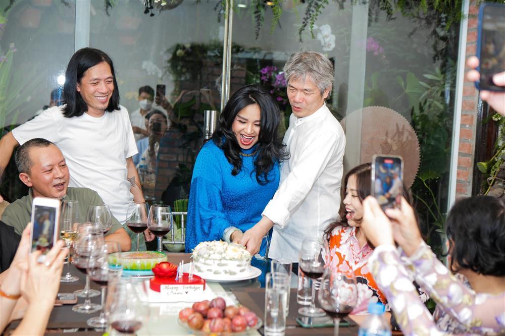 Diva Thanh Lam tái hôn với bạn trai bác sĩ?-10