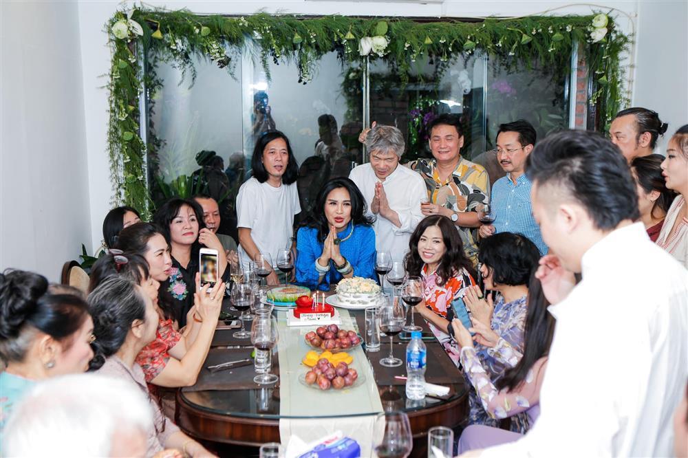 Diva Thanh Lam tái hôn với bạn trai bác sĩ?-13