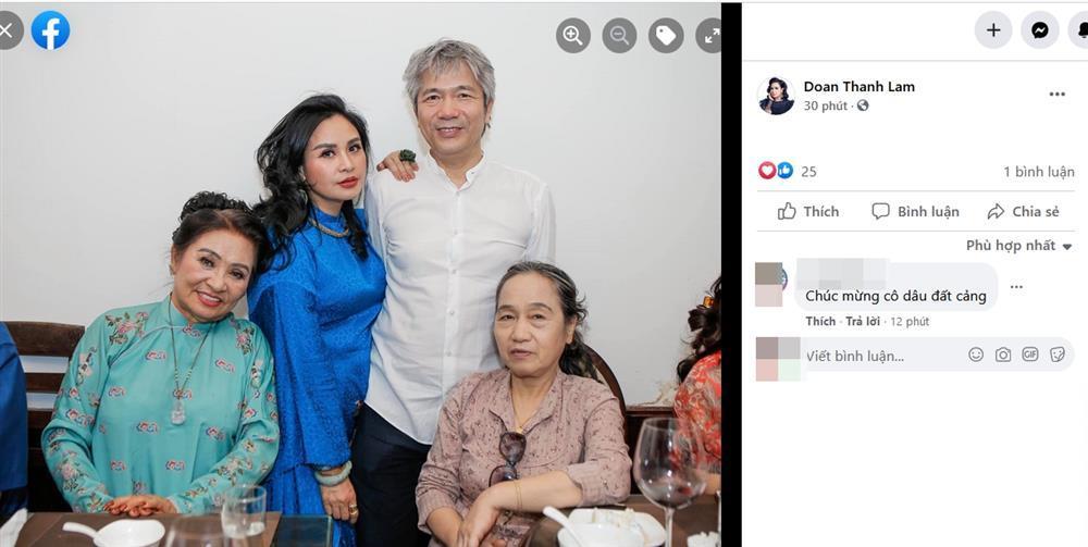 Diva Thanh Lam tái hôn với bạn trai bác sĩ?-14
