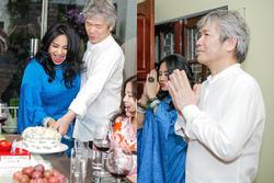 Diva Thanh Lam tái hôn với bạn trai bác sĩ?