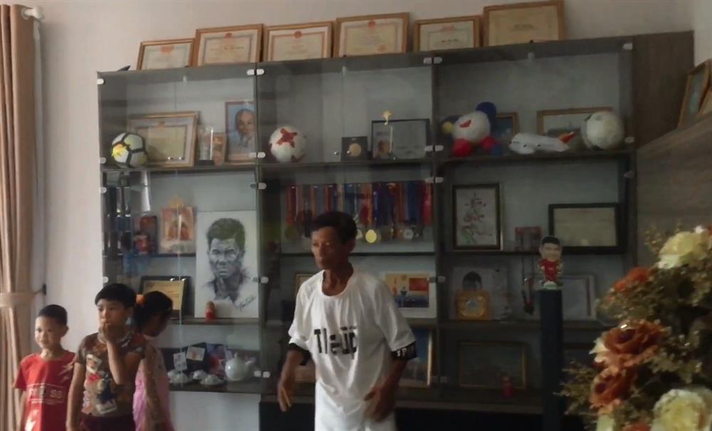 Cận cảnh biệt phủ xây 2 tỷ đồng Hà Đức Chinh tặng mẹ ở Phú Thọ-7
