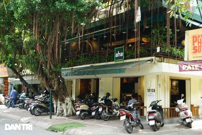 Hàng loạt quán cà phê mở cửa trở lại sau khi TP Hà Nội nới lỏng lệnh cấm-8
