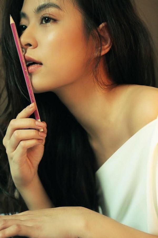 5 người đẹp Việt sở hữu khuôn mặt tỷ lệ vàng bao người ao ước-1