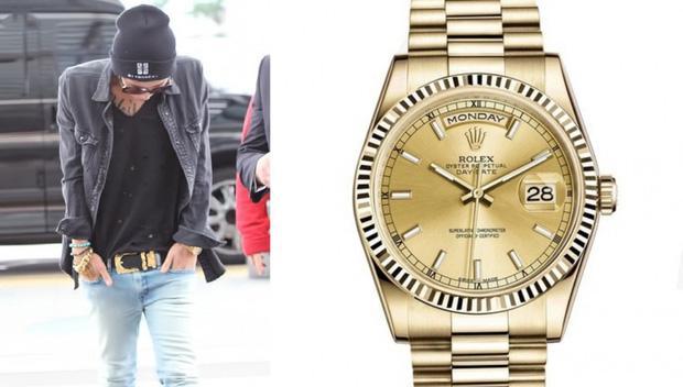 Sơn Tùng khoe đồng hồ nửa tỷ giống G-Dragon, fan đòi pass lại 300k-4