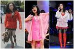 Gu thời trang một thời thảm họa của diva Thanh Lam