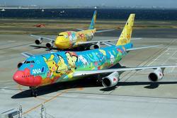 Hãng hàng không Nhật in hình Pikachu lên máy bay