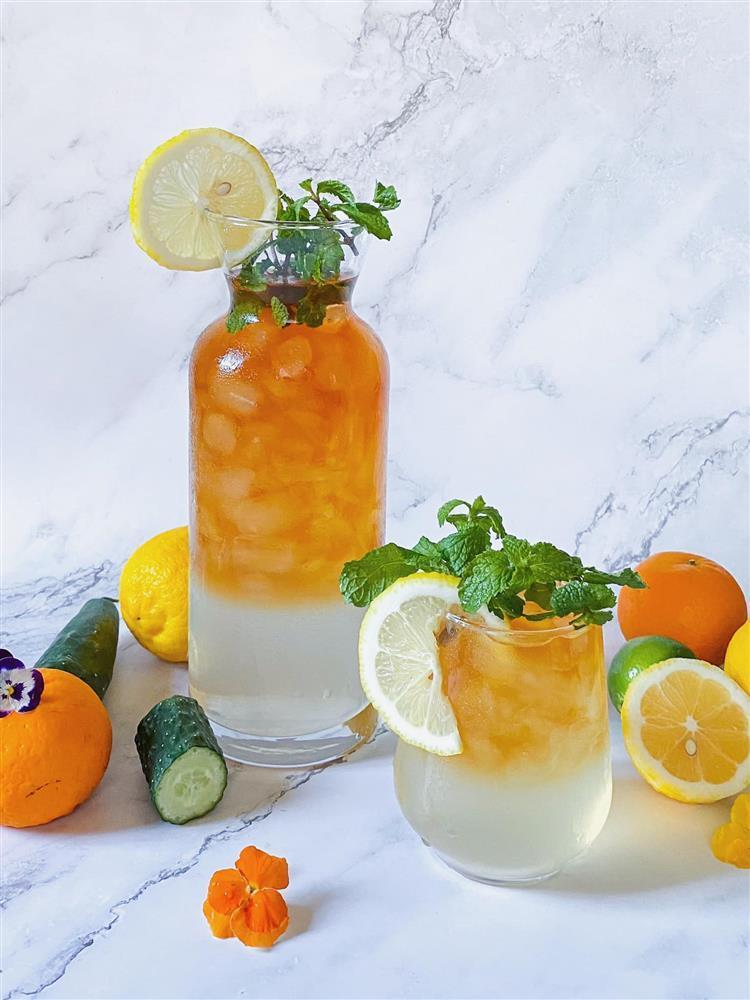 Chàng trai 9X mách cách pha 5 loại đồ uống siêu ngon mà cực dễ cho mùa hè-6