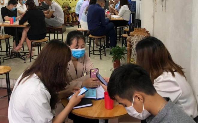 Hà Nội: 21 người kinh doanh đa cấp họp nhóm giữa mùa dịch bị phạt 157,5 triệu đồng-1