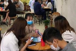 Hà Nội: 21 người kinh doanh đa cấp họp nhóm giữa mùa dịch bị phạt 157,5 triệu đồng