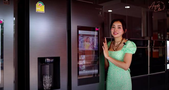 Angela Chu được chồng tỷ phú tặng bếp 3,7 tỷ trong villa 10 triệu đô-6