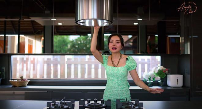 Angela Chu được chồng tỷ phú tặng bếp 3,7 tỷ trong villa 10 triệu đô-10