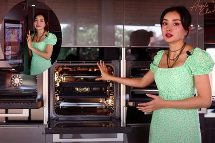 Angela Chu được chồng tỷ phú tặng bếp 3,7 tỷ trong villa 10 triệu đô