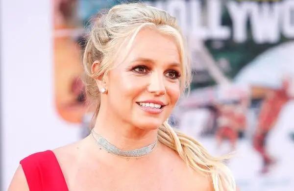 Phiên tòa quyết định để trả tự do cho Britney Spears-2