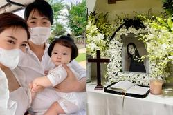 Tin nhắn mẹ chồng Hàn gửi Pha Lê khi biết con dâu mang thai