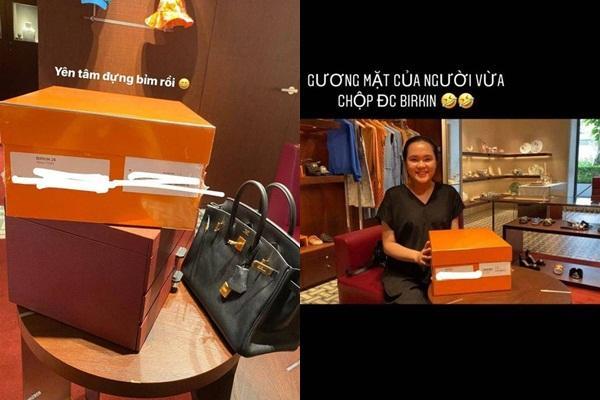 Ái nữ cựu chủ tịch CLB Sài Gòn lên đồ sang chảnh, xách túi Hermes 80 triệu-4