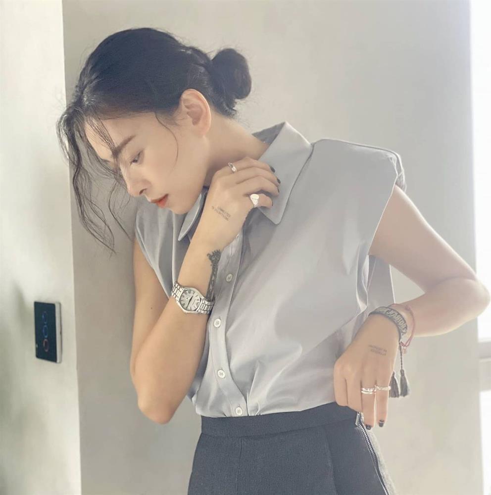 4 mỹ nhân Việt có style công sở chuẩn thanh lịch-2