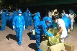 TP.HCM tìm người tới quán cháo, hiệu thuốc ở Phú Nhuận, Tân Phú