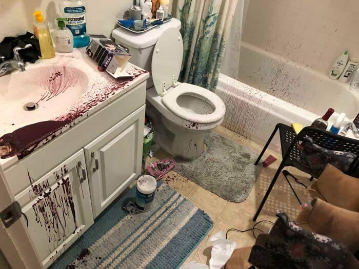 Muôn kiểu tự nhuộm tóc tại nhà và những cái kết khiến mọi người hú hồn-7