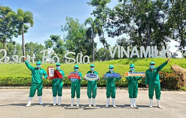 Góp vắc xin Covid-19 cho trẻ em qua chiến dịch Bạn khỏe mạnh, Việt Nam khỏe mạnh của Vinamilk-2