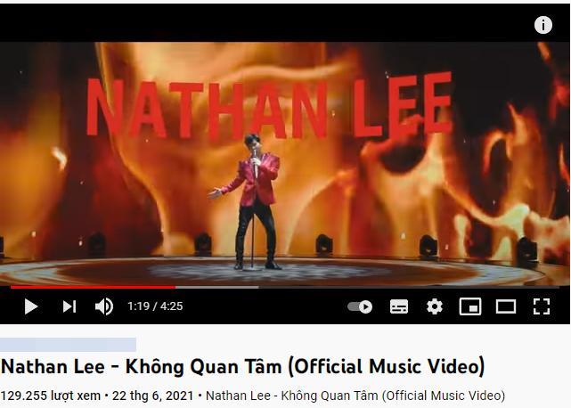 Nathan Lee biện hộ khi bị chê MV mới kỹ xảo giả trân thời ô kìa-2