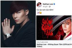 Nathan Lee biện hộ khi bị chê MV mới kỹ xảo 'giả trân' thời ô kìa