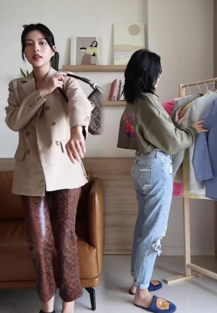 Tú Hảo xuất chiêu phối blazer đa phong cách cho nàng sành điệu-2