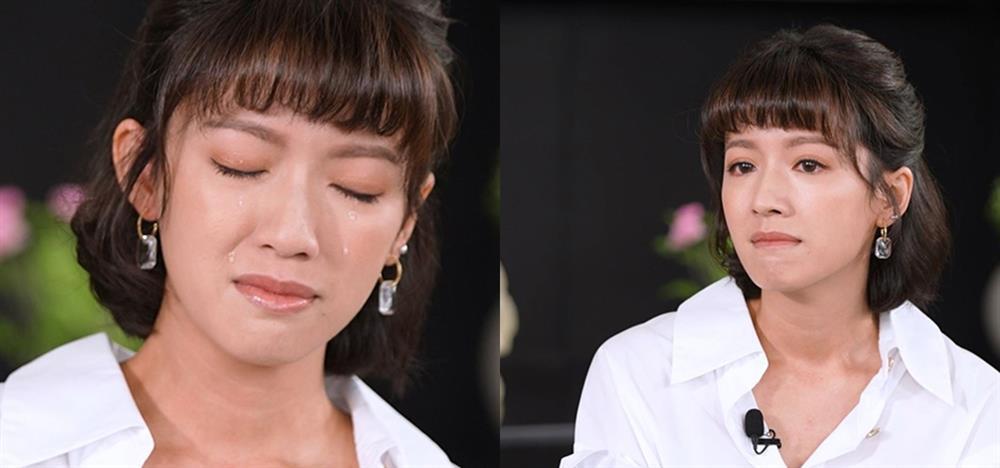 Á hậu Thái Tư Bối khóc kể bị gạ tình với mức giá 6 tỷ đồng-1