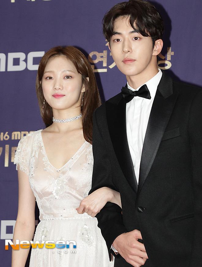 Lộ bằng chứng tiên nữ cử tạ Lee Sung Kyung hẹn hò rapper Loco-4