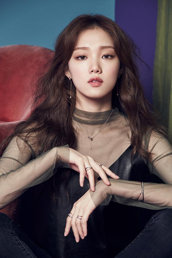 Lộ bằng chứng tiên nữ cử tạ Lee Sung Kyung hẹn hò rapper Loco-3