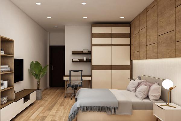 Phòng ngủ ở gần những nơi này bảo sao vợ chồng lục đục, sức khỏe suy yếu-1