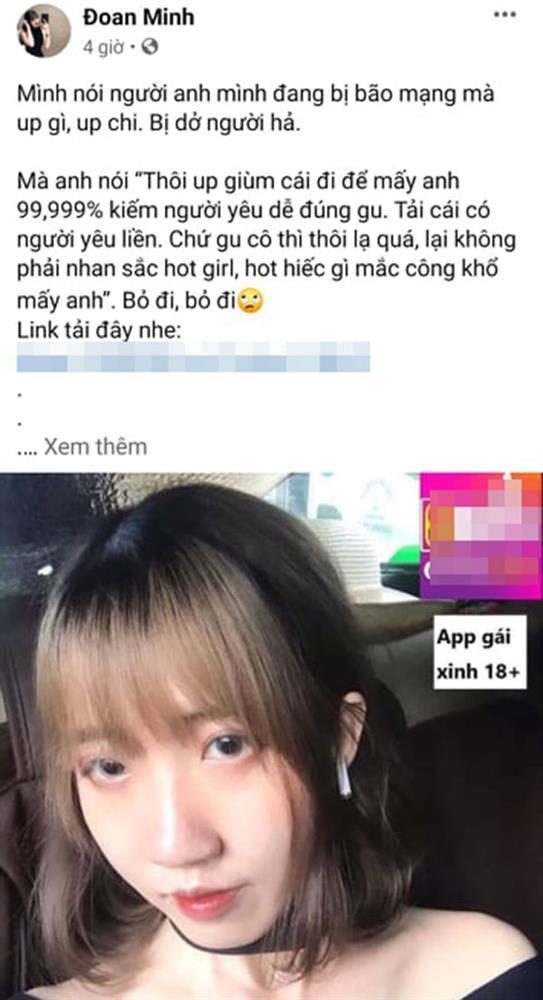 Cô gái tìm bạn trai cho 500 triệu công khai quảng cáo web đen-1