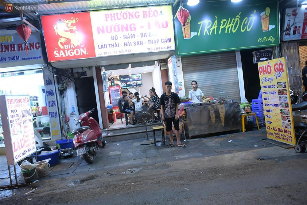 Hà Nội: Nhiều quán nhốt khách, cố bán sau quy định đóng cửa 21h-2