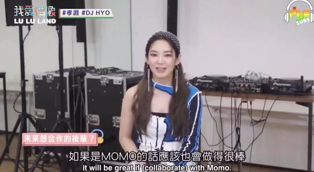 Cỗ máy nhảy TWICE muốn hợp tác cùng DJ miền Tây Hyoyeon SNSD, fan réo gọi 2 ông lớn SM và JYP nhanh cho collab-2