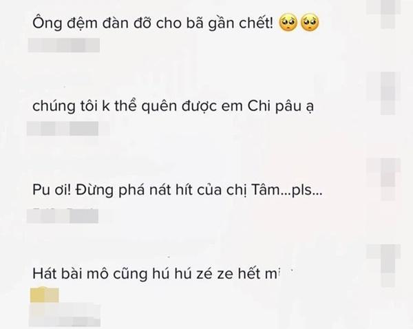 Chi Pu hát hits của Mỹ Tâm, dân mạng 'thở' không kịp theo nhịp của cô-3