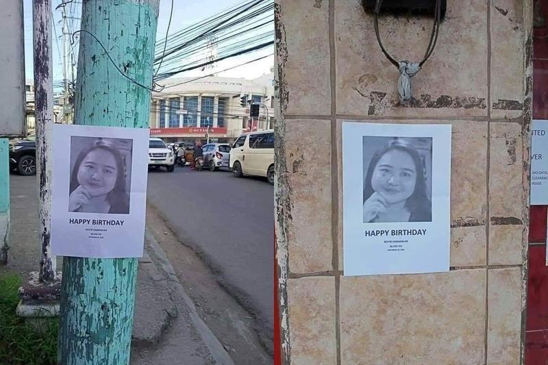 Bạn thân chúc mừng sinh nhật kiểu bá đạo, dán poster khắp thành phố dìm hàng-2