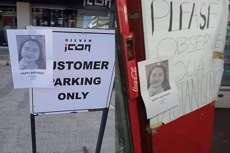 Bạn thân chúc mừng sinh nhật kiểu bá đạo, dán poster khắp thành phố dìm hàng-3