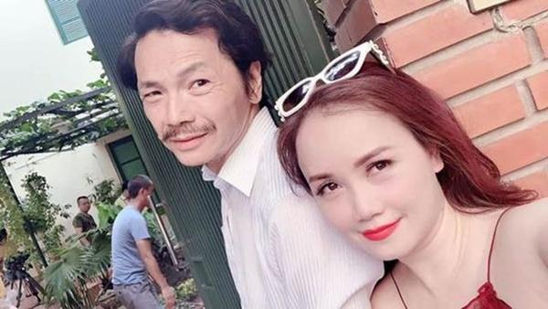 Vai diễn mới nhất của cô Xuyến trước khi bị chồng đấm chảy máu mũi-2