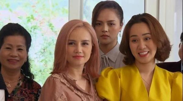 Vai diễn mới nhất của cô Xuyến trước khi bị chồng đấm chảy máu mũi-4